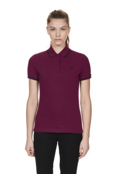 Twin tipped shirt bramble