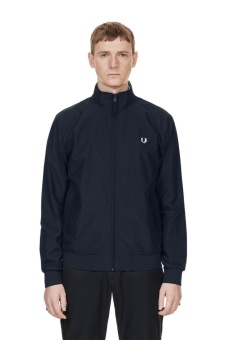 Brentham jacket navy