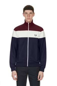 Colour track jacket