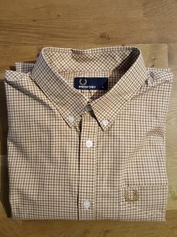 Three-Colour Gingham Shirt