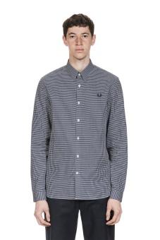 Woven Pattern Shirt