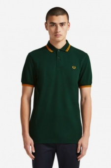 Twin Tipped FP Shirt Evergreen/Solar