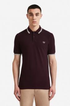 Twin Tipped FP Shirt Shiraz/Black