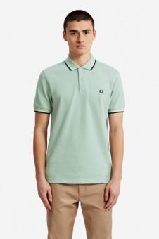 Twin Tipped FP Shirt Mint / Snow / Black