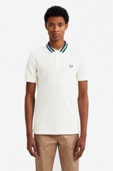 Bomber Stripe Pique Shirt