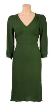 Georgina viscose dress