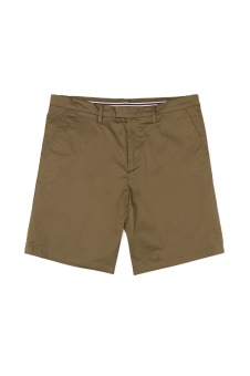 Sharp Twill Shorts