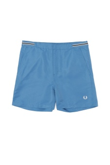 Tape swimshort blue