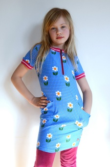 DRESS PEPPER MINI DAISY DOT