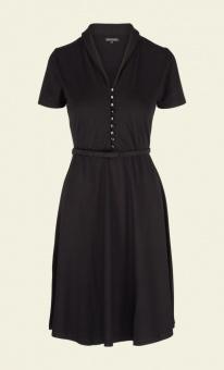 Emmy dress viscose lycra black