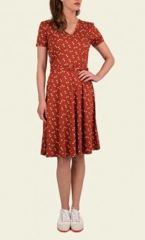 Lou Dress Star rio red