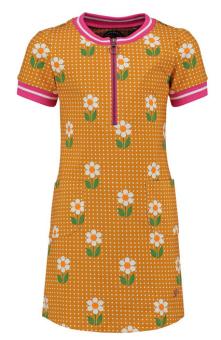 Dress Pepper Mini Daisy Dot Yellow