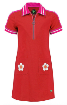 Dress Sporty Summer Mini Red