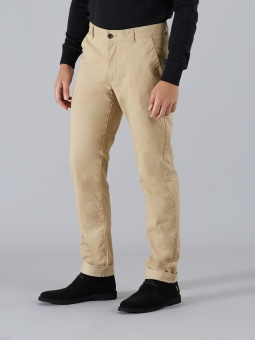 ELM chino twill Light Sand