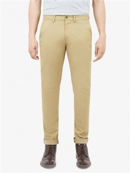 SKINNY STRETCH CHINO stone