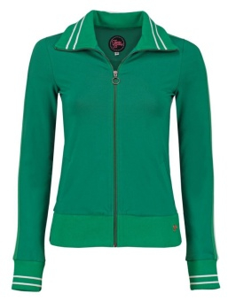 Sporty Jacket Green