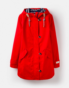 Coast Mid Waterproof Jacket Red