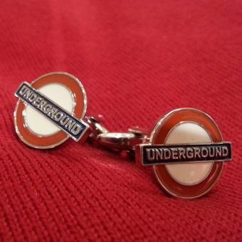 Manschettknappar Underground