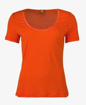 Kapoen top orange