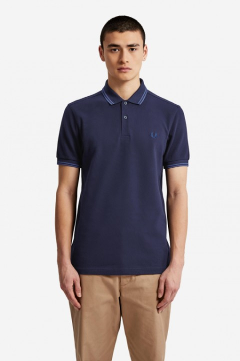 Twin Tipped FP Shirt Carbon Blue / Royal