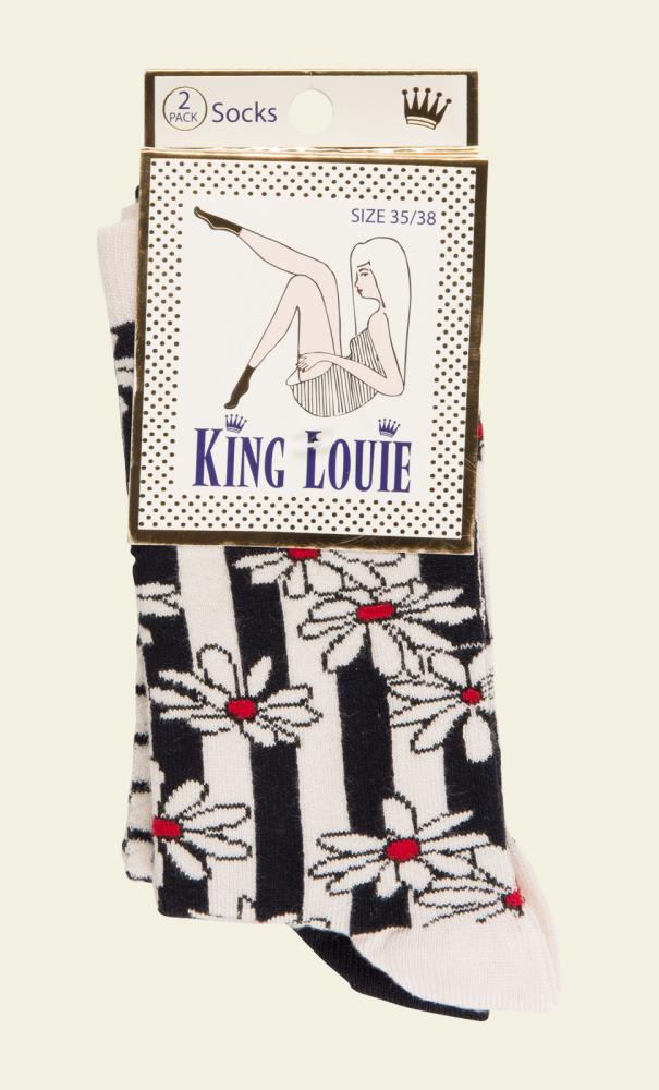 Socks 2-Pack Lady Daisy