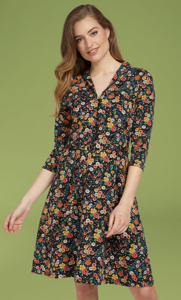 Emmy Dress Flowerbed