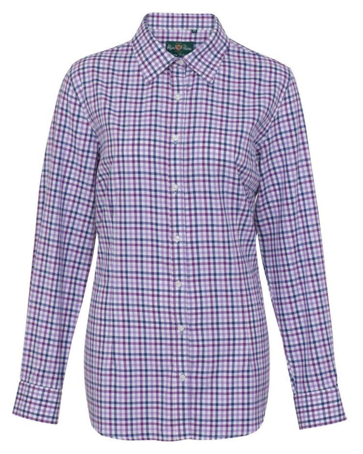 Bromford shirt purple DAM