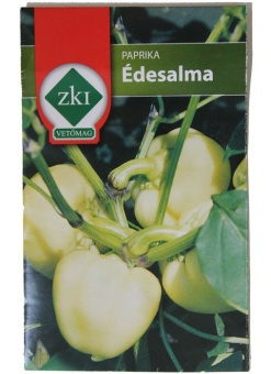 Äpplepaprika mild frö