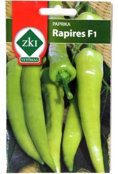 Grön-paprika stark Frö