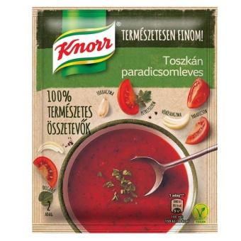 Tomatsoppa med bokstavs makaroner
