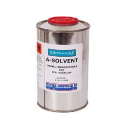 A-solvent (filmfix) ca 0,5 lit