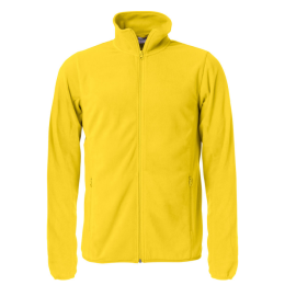 Micro Fleece Jacket Basic, Clique