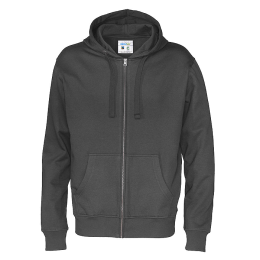 Hood Full Zip, Cottover