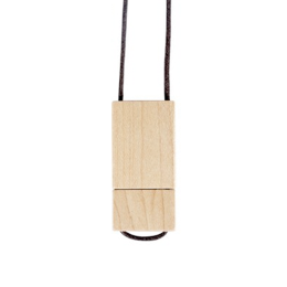 Usb-minne Eco String Bambo inkl. tryck