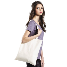 Organic Shopper Bag EP70, Earth Positive