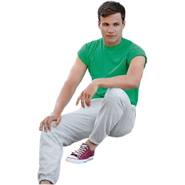 Jog pants elasticated, Fruit