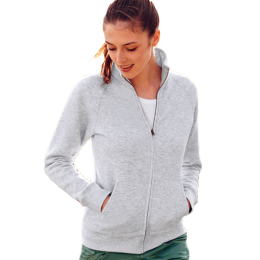 Sweat-Jacket 62-116 Lady Fit, Fruit