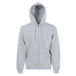 Hooded Sweat Jacket Zip, Fruit