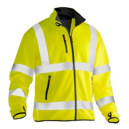 Softshell Jacka Light 5101 varsel, Jobman