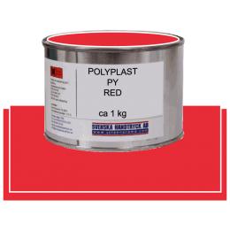 Polyplast PY 164 Red, ca 1 kg