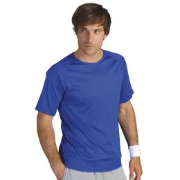 T-shirt Sporty, Royal XS