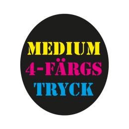4-färgstryck Medium, Softshell etc.
