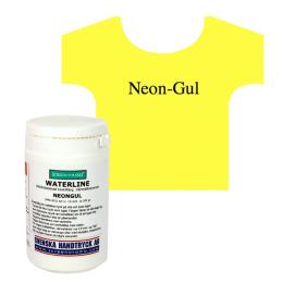 Waterline, Neon-Gul ca 300 gr