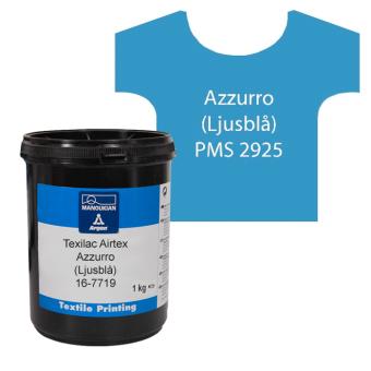 Texilac Airtex, Azzurro (Ljusblå) ca 1 kg