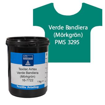Texilac Airtex, Verde Bandiera (Mörkgrön) ca 1 kg