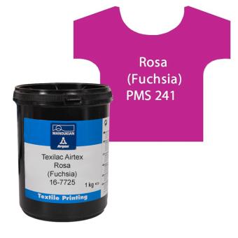 Texilac Airtex, Rosa (Fuchsia), ca 1 kg