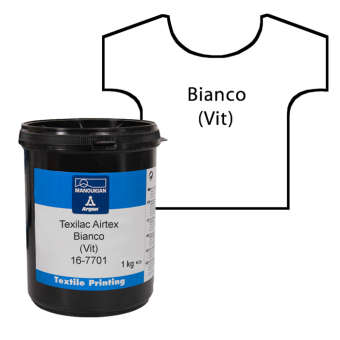 Texilac Airtex, Bianco (Vit), ca 1 kg