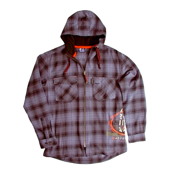 Hood Flanell Carpenter ACE
