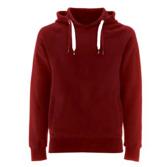 Hoody Organic unisex,  Eco Earth