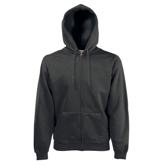 Hooded Sweat Zip